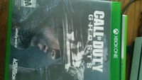 Xbox One Call of Duty ghosts San Antonio, 78207