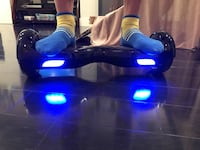 Brand new chic hoverboard smart S2 balance board Vancouver, V6M 2W1