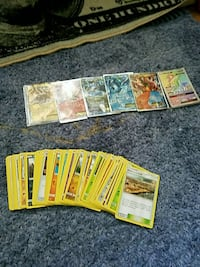 assorted Pokemon trading card collection Clifton, 07014
