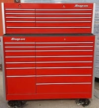red Snap-On tool chest Forked River, 08731