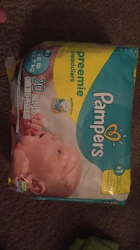 diapers Marshall, 20115
