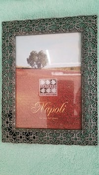 Very nice 5x7 metal picture frame Henderson, 89014