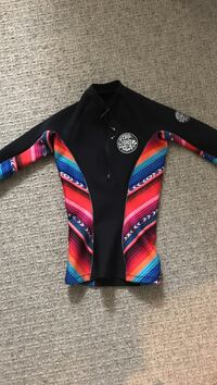 New Ripcurl Wetsuit Top Size 4 Portland, 97211