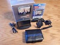 Tom Tom GPS/Bluetooth  with Accessories  London, N5V 4M4
