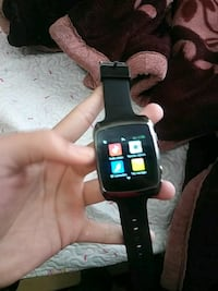 black and gray smart watch Gaithersburg, 20879