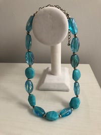 Genuine Turquoise Necklace New Gainesville, 20155