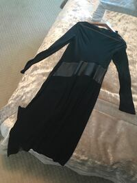 Diane Von Furstenberg Black Sheer Dress Burnaby, V5A 4Y9
