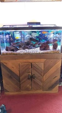 40 gallon breeder aquarium setup Dalzell, 29040
