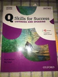 Skills for success listening and speaking  Brampton, L7A 0S3