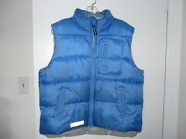 Snow Down, The Warmest Vest, Med-Large - $25.  Mississauga