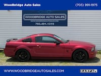 2007 Ford Mustang 2dr Cpe GT Deluxe Woodbridge, 22191