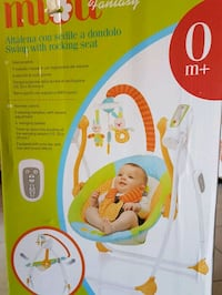 Sede per buttafuori Fisher-Price Legnano, 20025
