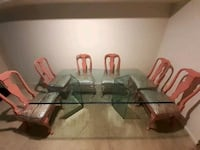 Dining room table, chairs included  Cockeysville, 21030
