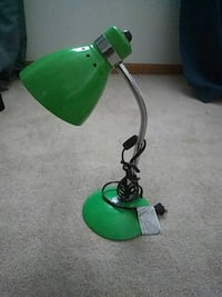 green and gray study lamp Lincoln, 68504