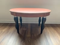 PRICE CUT: Oval table McLean, 22101