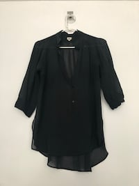 Sz S Wilfred Silk Top Vancouver, V6B 6L6