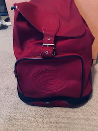 LaCoste ladies backpack Chicago, 60616