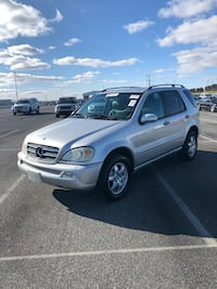 2003 Mercedes M-Class ML500 Baltimore