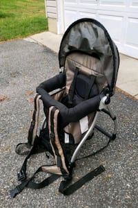 Chicco smart support backpack for infant's