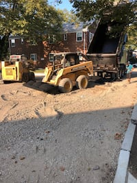 skid steer Glen Cove
