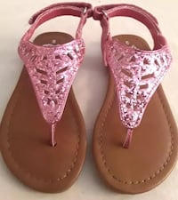 Faded glory new size 6 baby shoes