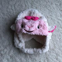 Disney's Doc McStuffins Winter Sherpa Lambie Hat Darling Ears Haverhill, 01832