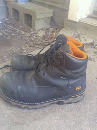 Timberland pro composite toe steel toe boots