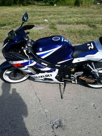 Suzuki gsxr 1000 very strong bike