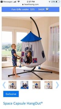 Kids Space Ship Bed / Hang Out Virginia Beach, 23464