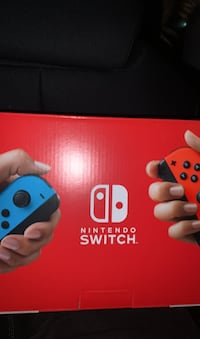 Nintendo switch  Toronto, M2J 5A7