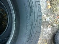 LT 275/65R18 Cooper Discovery A/T load range C West Milford, 07480