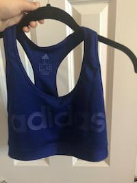 Never worn Adidas sports bra  East Moriches, 11940