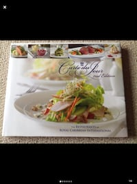 Cook on your Christmas List get this Royal Caribbean Cookbook