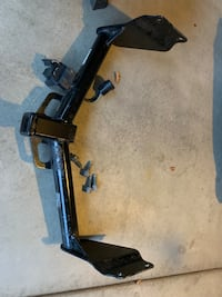 Jeep Grand Cherokee tow hitch
