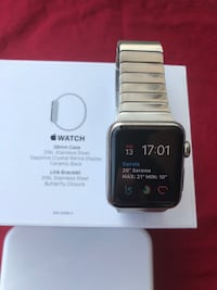 Apple Watch prima serie acciaio 38mm Cervia, 48015