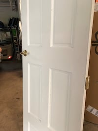 white wooden 6-panel door Yonkers, 10708