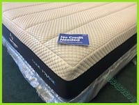 Brand New Pillowtop Mattresses.  King, Queen, Full, and Twin Ravensdale