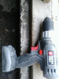 Porter-Cable cordless drill