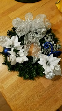 Christmas wreath  San Jose, 95119
