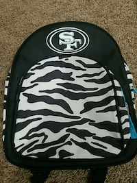 SF toddler backpack NEW