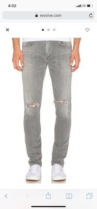 AGOLDE Skinny Relaxed Fit Los Ángeles, 90062