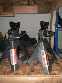 3 Ton Vehicle Jack Stands
