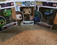 several POP! vinyl figure boxes Binghamton, 13903