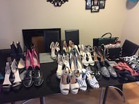 Shoes, bags, jackets PRICES REDUCED NEED GONE ASAP Calgary, T2W