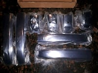 Dodge avenger chrome handle covers Mississauga, L5E 1W5
