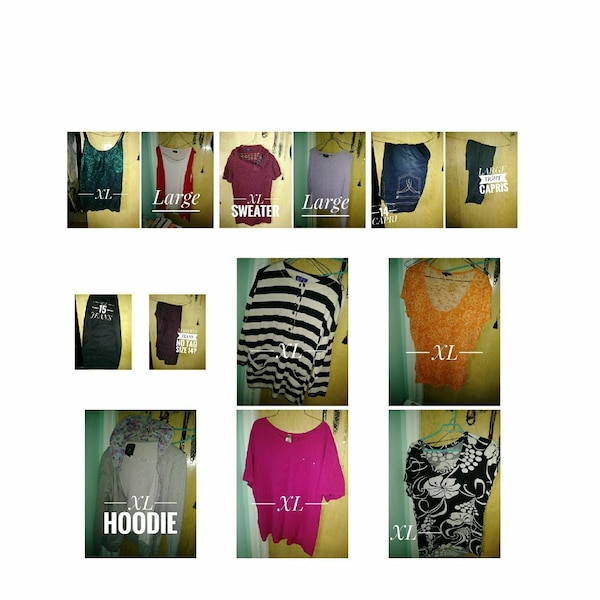 82109fc31e076e Used women s assorted clothes for sale in Kitchener - letgo