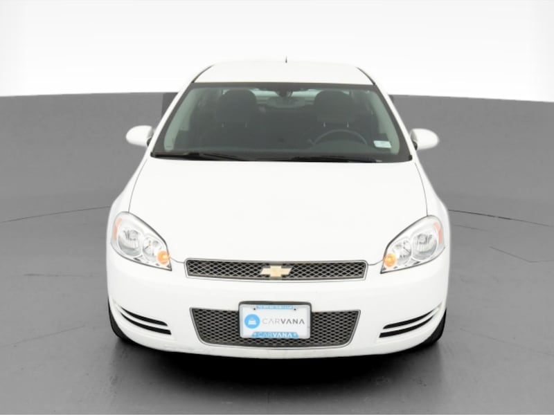 2014 Chevy Chevrolet Impala Limited sedan LS Sedan 4D White  16