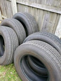 5 Tires for sale Virginia Beach, 23464