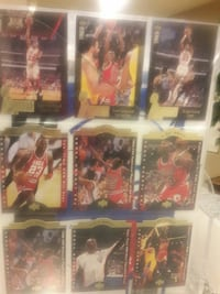 basketball trading cards lot Bakersfield, 93314
