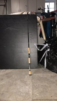 Plueger fishing rod with sienna 2500fd reel and tackle box with product and a bible box bubbler. Boca Raton, 33432